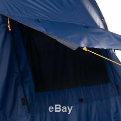 Regatta Karuna 4 Man Spacious Waterproof Dome Camping Tent Mens 4 Person