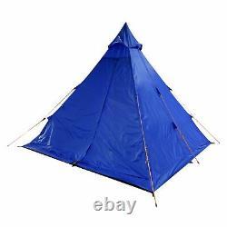 Regatta ZeeFest Tipi 4 Man Tent
