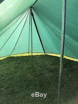 Robert Saunders Base Camp C/I 2 Man Tent