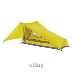 Sierra Designs TENSEGRITY 1 Elite Tent 1-Man 3-Season Ultralight Camping $390