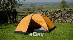 Snugpak Journey Trio Camping & Backpacking Tent, 3 Man Sunburst