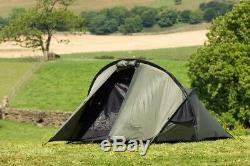 Snugpak Scorpion 2 Tent Expedition Camping Shelter, 2 Man Olive