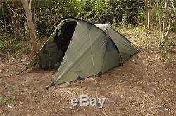 Snugpak Scorpion 3 Olive Tent Tactical DAC Poles 92880 3 Man Outdoor Camping