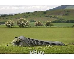 Snugpak Stratosphere 1 Man Tent Bivvi Shelter In Green Military, Camping