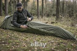 Snugpak Stratosphere Bivvi Tent OLIVE 1 Man Shelter Pack Tent Trekker Camp Bivy