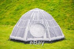 Star Wars Death Star Camping 3 Man Tent High Spec Outdoor Tent FREE SHIPPING
