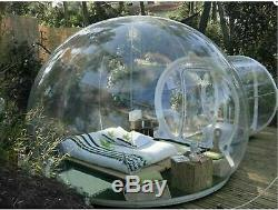Stargaze Outdoor Single Tunnel Inflatable Bubble Camping Tent BURNING MAN