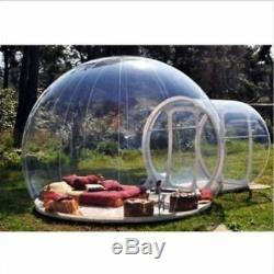Stargaze Outdoor Single Tunnel Inflatable Bubble Camping Tent BURNING MAN U