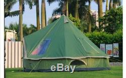 Stout Permanent Round Pyramid Yurt 5 8 Man Person Tent Teepee Camping Shelter