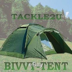 Superb Bivvy/tent, Carp Fishing, Camping, Festivals, 2/3 Man, Bargain. + Free Gift