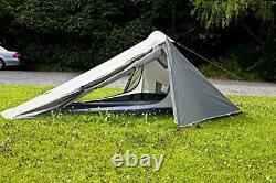 Tent Bedrock 2, Ultra-Light 2 Man Hiking Tent, also Ideal for Camping in