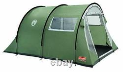 Tent Coastline 4 Deluxe, 4 Man Tent, 4 Person Tunnel Tent, Camping Tent