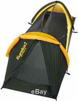 Tent One Man For Camping 1 Person Solitaire Shelter Backpacking Outdoor Hiking