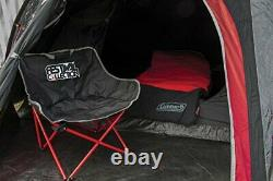 Tent The BlackOut 3, 3 man Festival Camping tent with BlackOut Bedroom