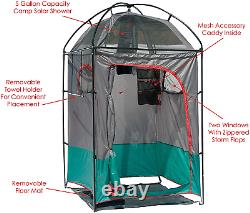 Texsport Deluxe Camp Shower Shelter
