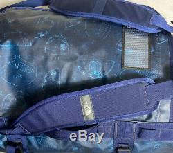 The North Face MEDIUM M Duffel Bag Base Camp BLUE RARE Design Tent