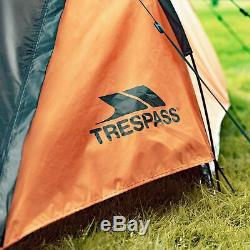 Trespass 2 Man Tent Waterproof Camping Hiking Festival Tarmachan