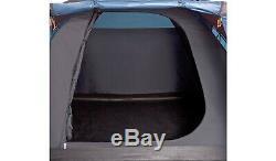 Trespass 6 Man 1 Room Darkened Room Tent Dome Double Layer