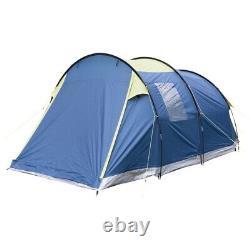 Trespass deep teal caterthun 4 man tent