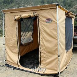 Tuff Stuff Overland Awning Camp Shelter Room with PVC Floor, 280G TS-AWN-CSR-280G