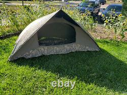 US Military ICS ORC Improved Combat Shelter One Man Tent ACU, Camping, Hicking