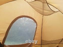 USMC Marine Corps, 2 Man COMBAT Tent, Military Grade, Camping Accessories