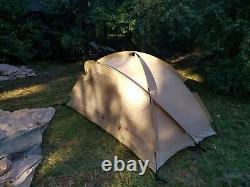 USMC Marine Corps, 2 Man COMBAT Tent, Military Grade, Camping, Survial, Bug Out