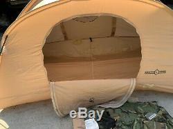 USMC Marine Corps Diamond Brand 2 Man Combat Tent Tactical Camping MARSOC Raider