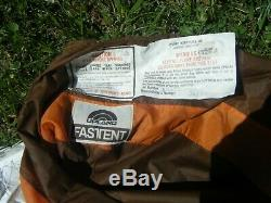 Upland Enterprises 2 Man pop up tent. Quality camping fastent spring loaded