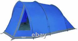 Vango Girona 4 Man 1 Room Tunnel Camping Tent