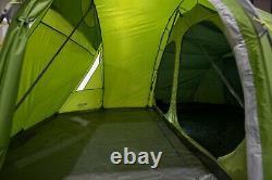 Vango Valetta 300 3 Man 1 Room Tunnel Camping Tent