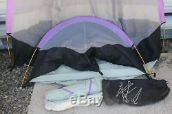 WALRUS Arch Rival 3 Season Classic Complete 2 Man Camping Backpack 4 Lbs 6oz