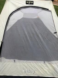 WALRUS Camping TENT Model SHADOW 2 Man 3 Season Bikepacking Backpacking