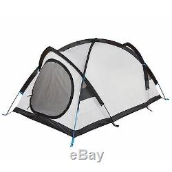 Wild County Trisar 2D 4 Season Mountain Tunnel 2 Man Tent Camping Backpacking