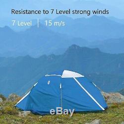 Zenph Tent, Backpacking Camping Tent, 2 Man Easy Setup tent, Waterproof PU500